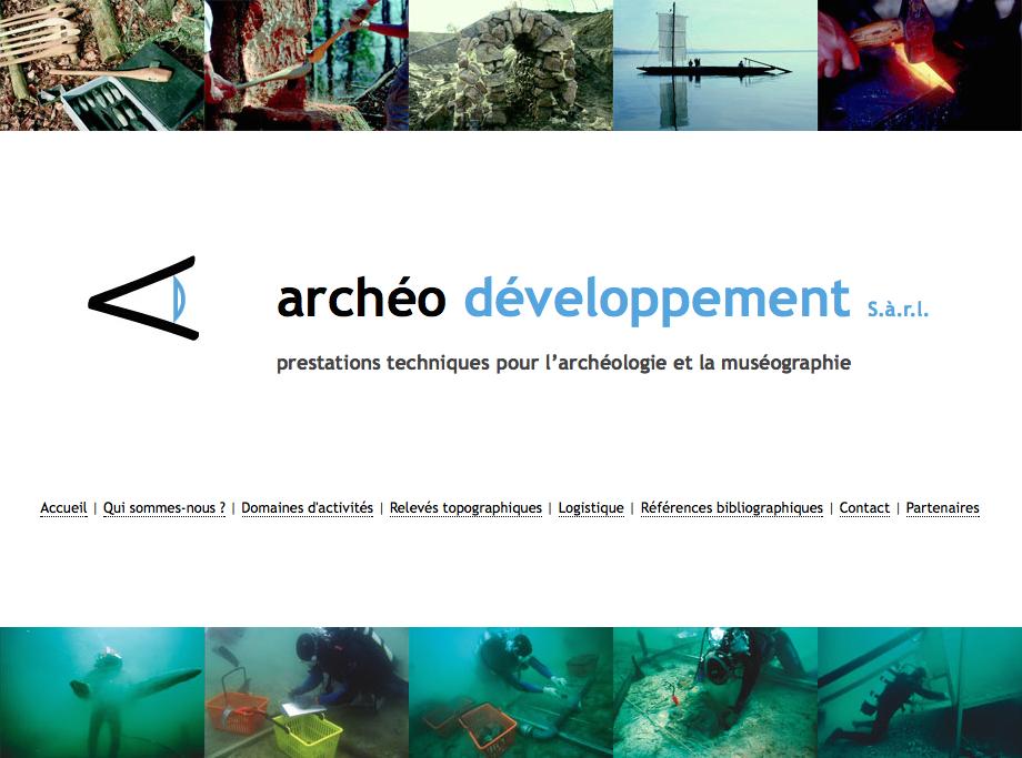 archéo développement