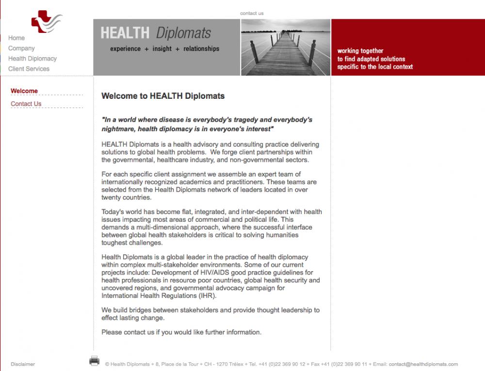 HEALTH Diplomats
