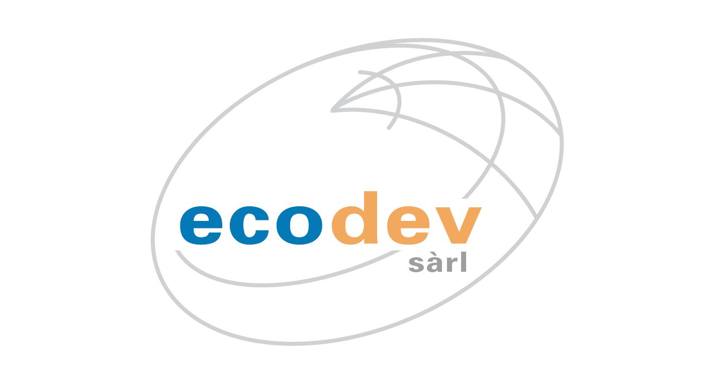 Ecodev - logo