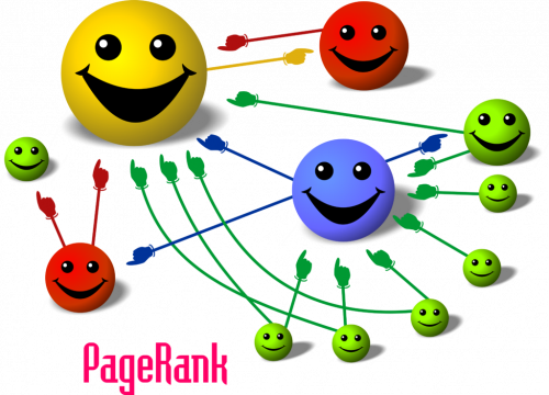 formation SEO pageRank