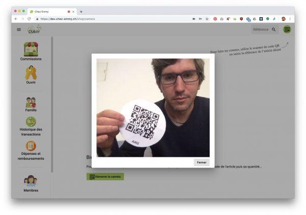 Logiciel gestion epicerie cooperative participative scan qrcode achat 2019-06-12 à 10.35.43 scan qr code camera macbook