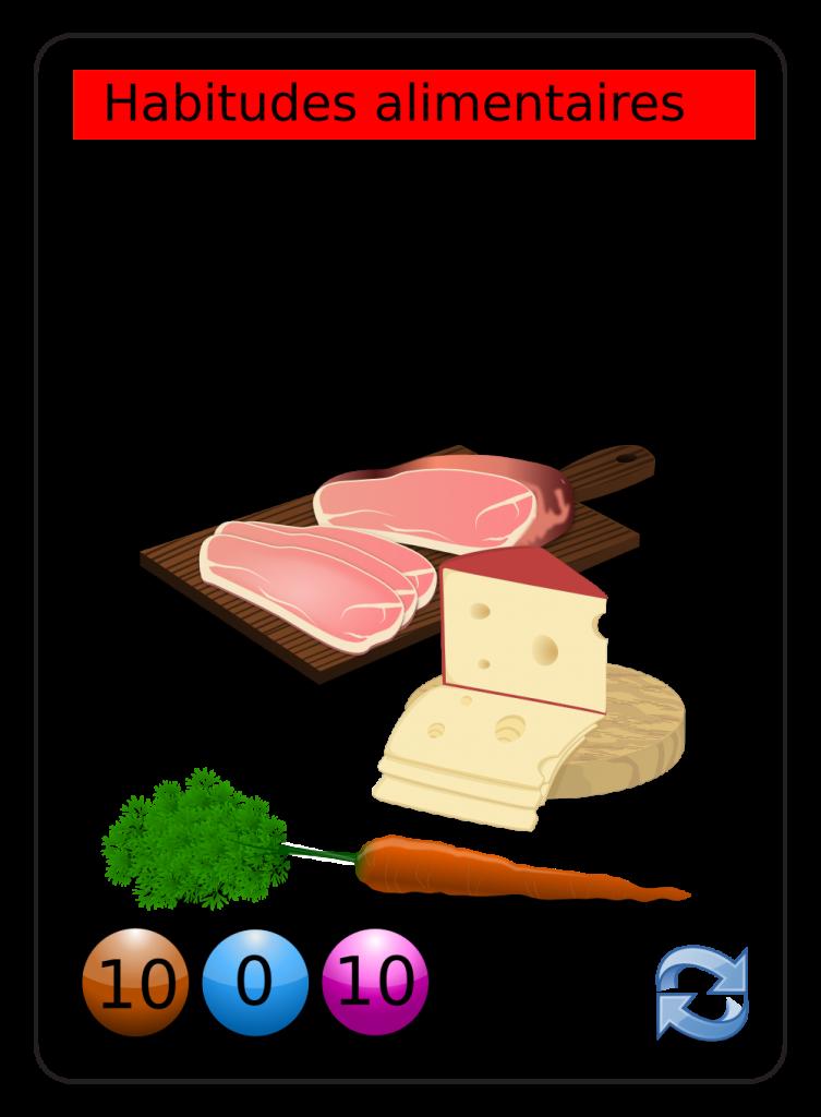 image vectorielle libre de droit alimentation-campagnard