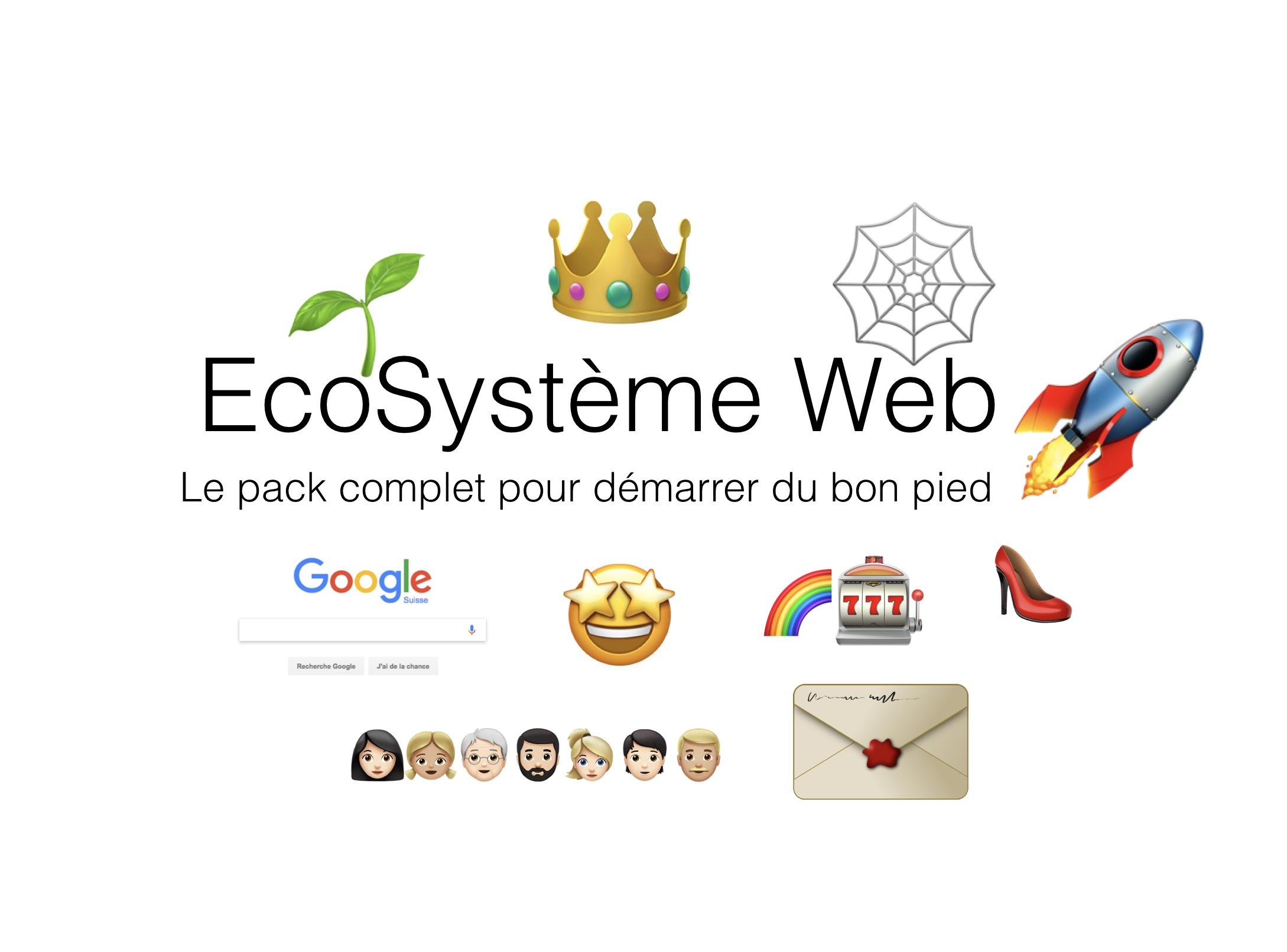 pack formation EcoSysteme web vignette