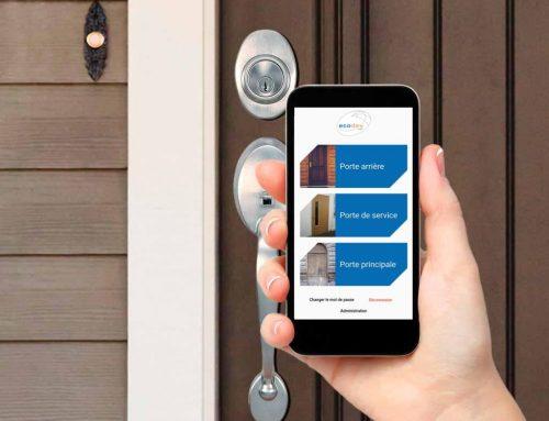 Ouvrir les portes avec son smartphone